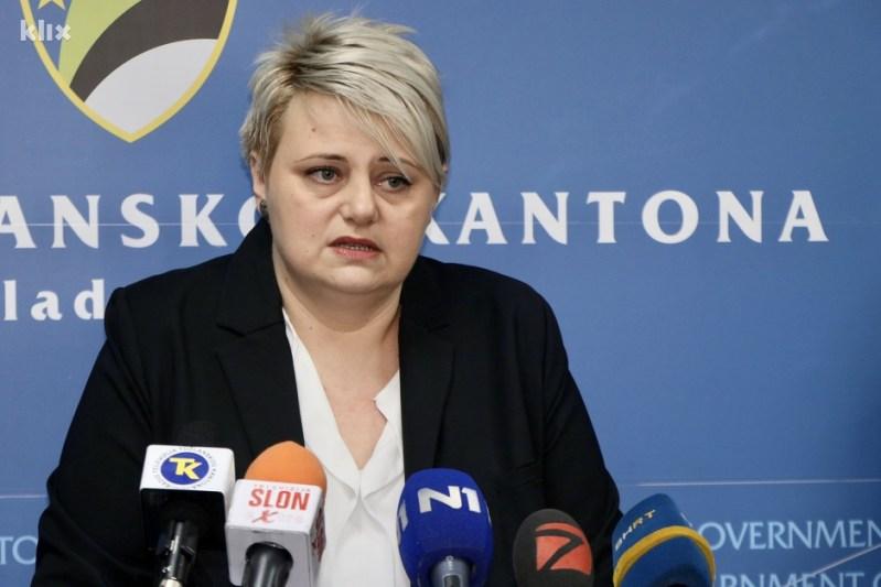 Dajana Čolić (Foto: A. K./Klix.ba)