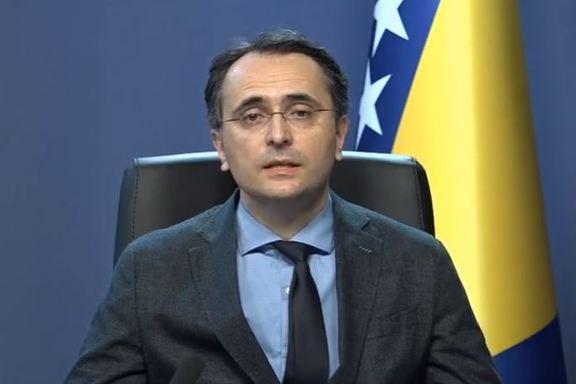 Šef Službe za epidemiologiju Zavoda za javno zdravstvo FBiH Sanjin Musa