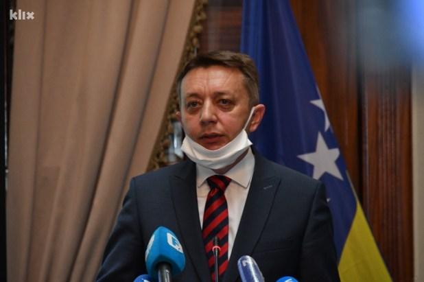 Rusmir Hrvić (Foto: D. S./Klix.ba)