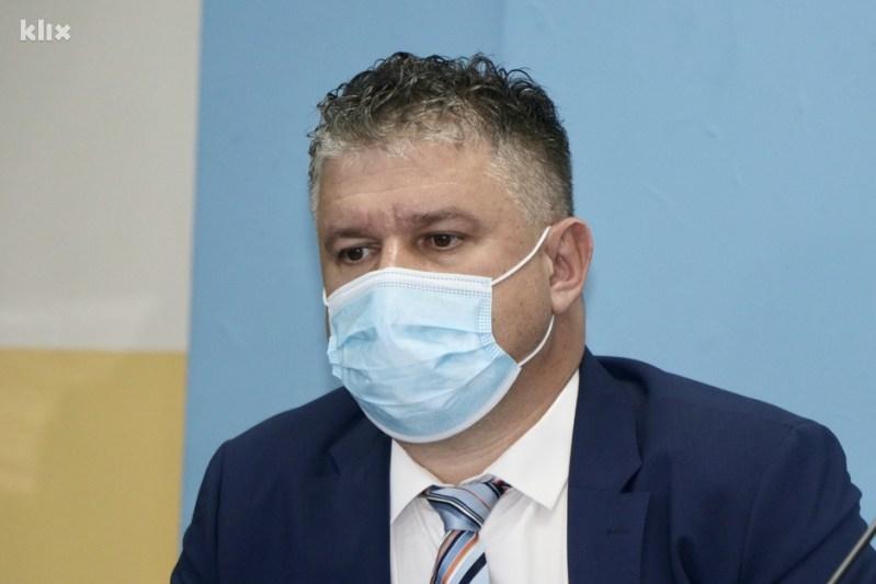 Denis Husić (Foto: A. K./Klix.ba)