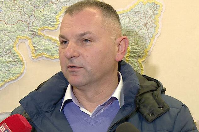 Stojan Marinković iz Saveza udruženja poljoprivrednih proizvođača RS, Foto: RTRS
