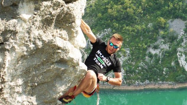 Uspješni bh. alpinista Armin Gazić poginuo je u julu na Neretvi (Foto: Facebook)