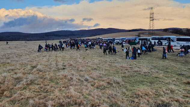 Migranti prepušteni sami sebi (Foto: Ademir Veladžić)