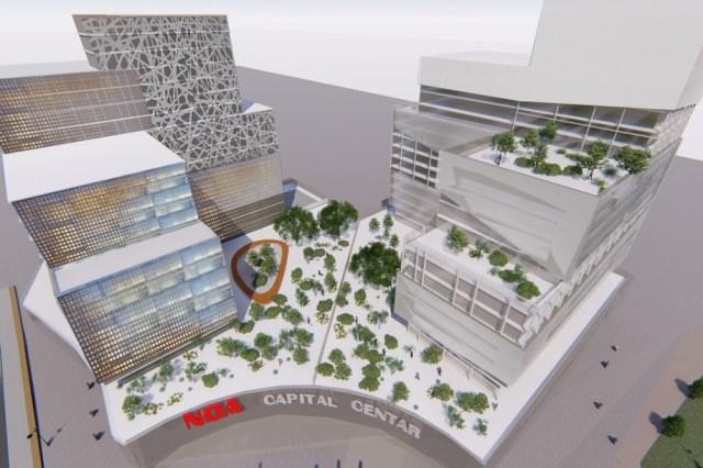 Iz NOA Group navode da Sarajevo dobija novi gradski centar