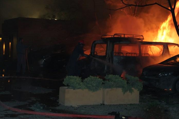 U napadu ubijeno četvero, a povrijeđeno 12 ljudi (Foto: EPA-EFE)
