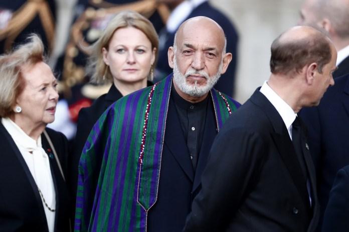 Hamid Karzai (Foto: EPA-EFE)