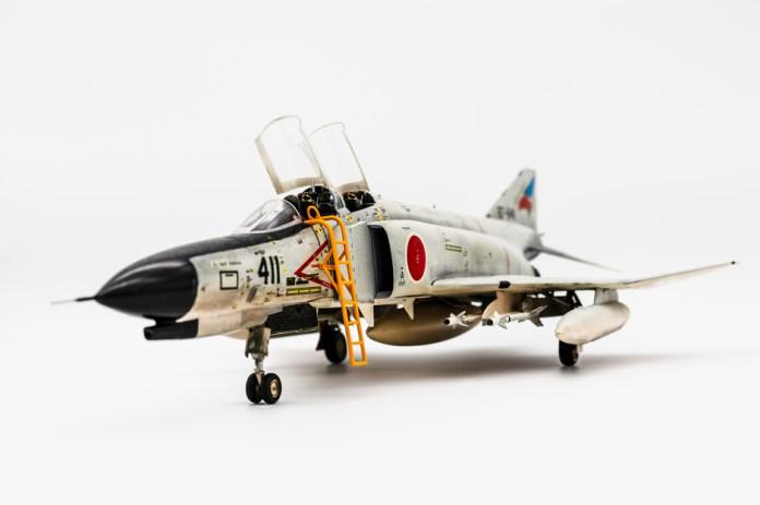 Hasegawa's No. 07207 Mcdonnell Douglas - Mitsubishi F4EJ Phantom II -1/48