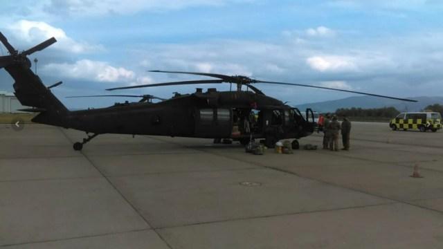 Američki helikopteri stigli u BiH