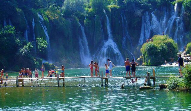 Vodopad Kravica (Foto: Instagram)
