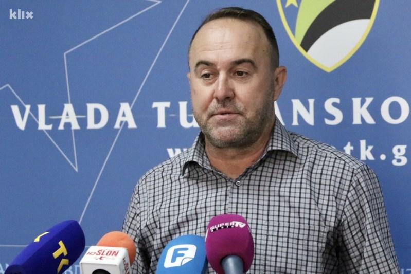 Midhat Dobrnjić (Foto: A. K./Klix.ba)