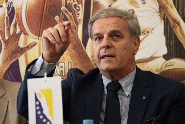 Đonlagić, Bukva i Delibašić podnijeli ostavke: KSBiH je pred gašenjem, državu sport ne interesuje