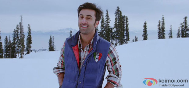 Image result for ranbir kapoor snow