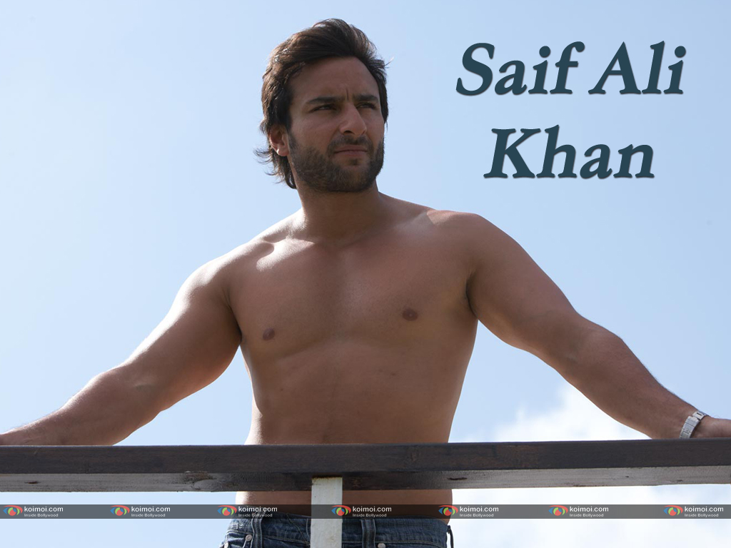 Image result for saif ali khan shirtless