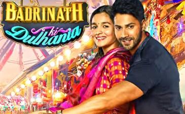 Badrinath Ki Dulhania Full Movie Dailymotion Watch Online Feat Varun Dhawan & Alia Bhatt
