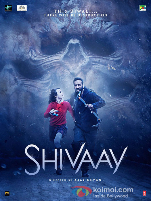CBFC Grants Shivaay 'U' Certificate With Just One Cut