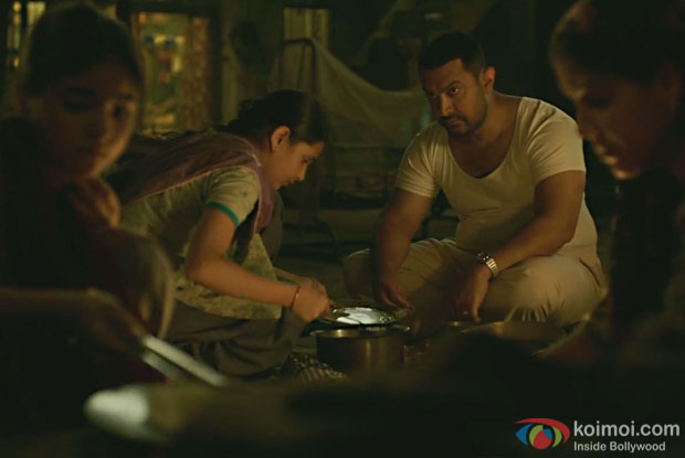 Dangal 40th Day Box Office Collection