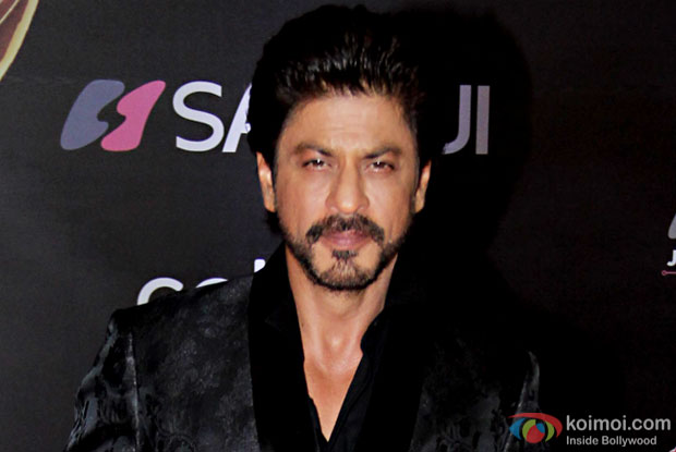 My awards collective applause for my work, says SRK