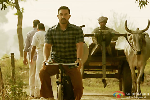 Aamir's Dangal Makes 292% Profit At The Box Office