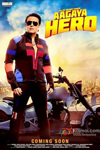 Image result for Aa Gaya Hero
