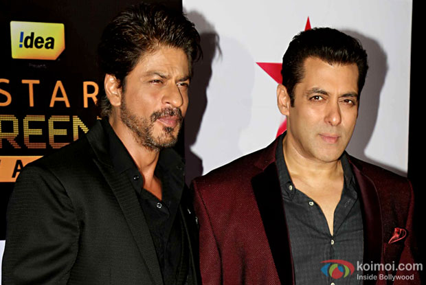 When SRK, Salman turned scriptwriters