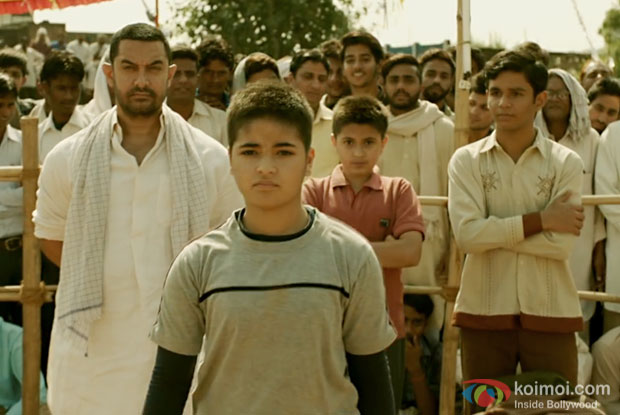 Aamir's Dangal Grosses Over 656 Crores At The Worldwide Box Office