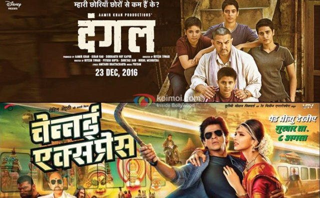 Dangal Overtakes Chennai Express; Becomes 8th Highest Grosser At The Overseas Box Office