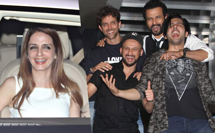 Hrithik Roshan's Big Birthday Bash | Full Video