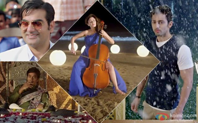 Jeena Isi Ka Naam Hai - Teaser | Arbaaz Khan, Ashutosh Rana, Manjari Fadnis