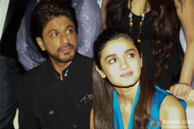 Shah Rukh Khan and Alia Bhatt lend their support for pedriatic surgeries