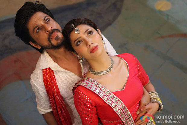 Udi Udi Jaye Song Stills Song From Raees | Ft. SRK And Mahira Khan