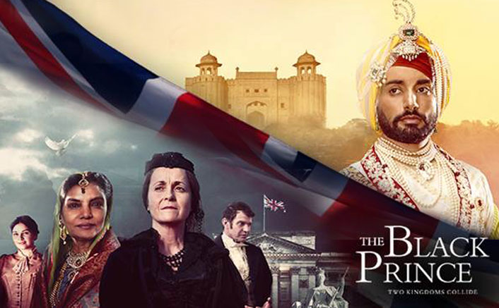 Image result for the black prince poster
