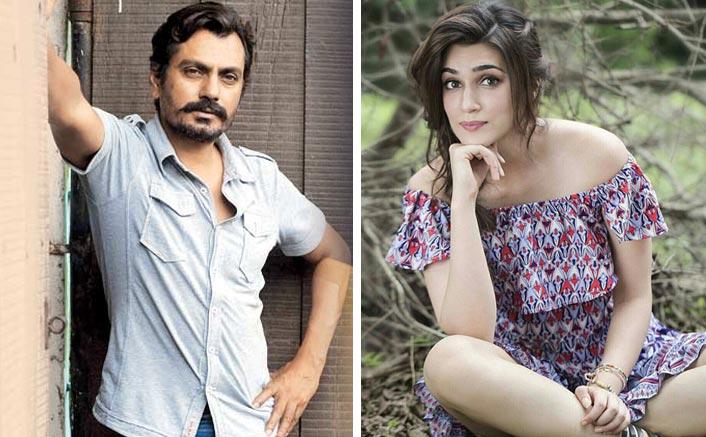 Nawazuddin Siddiqui To Romance Kriti Sanon In Vishal Bhardwaj's Next?