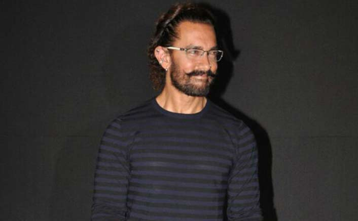 Aamir Khan takes a break for Secret Superstar, will return to TOH sets post Diwali