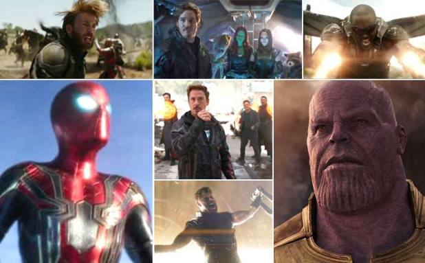 Avengers: Infinity War's First Trailer Gives You More Than Just Goosebumps