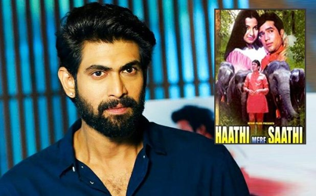 Rana Daggubati To Star In Haathi Mere Saathi, Will Be A Tribute To The Old Classic