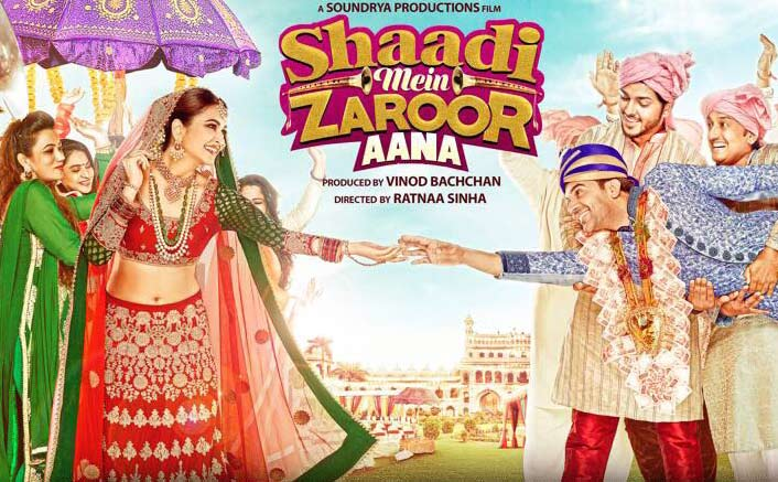 Shaadi Mein Zaroor Aana Movie Review: Bride & Groom Shine In This Failed Marriage