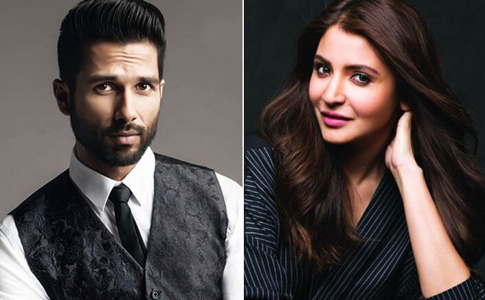 Shahid Kapoor's Next DOES NOT Star Anushka Sharma; Rumours Clarified
