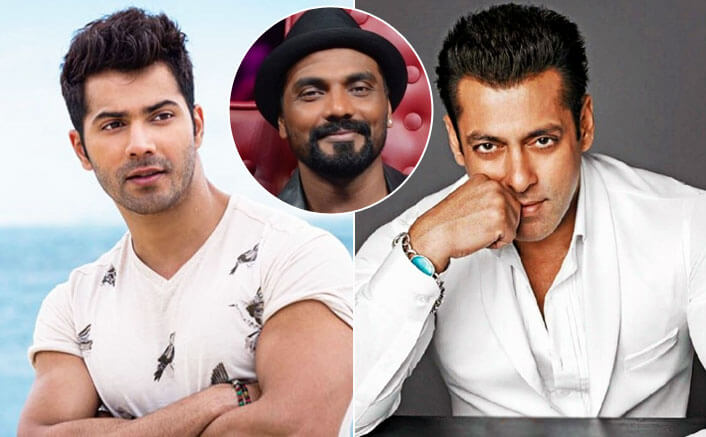 Varun Dhawan Replaces Salman In Remo's Dance Film?