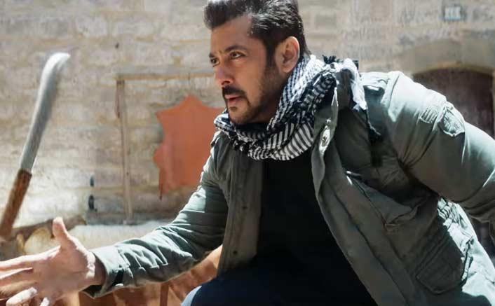 Salman Khan's Tiger Zinda Hai Crosses 100 Crore Mark At The Overseas Box Office