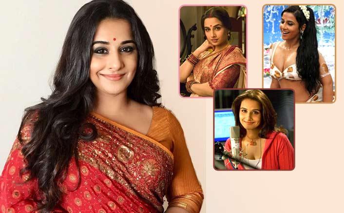 1st Jan, Happy Birthday Vidya Balan
