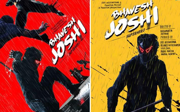 Arjun Kapoor - Harshvardhan Kapoor starrer Chavanprash from Bhavesh Joshi Superhero to be unveiled on Monday!