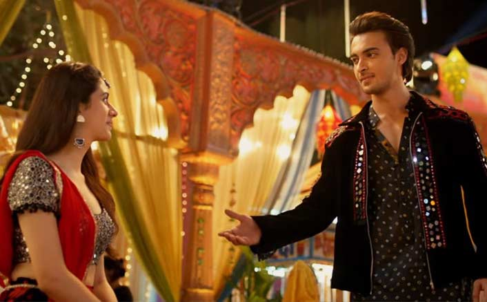 Aayush Sharma overwhelmed by response to 'Loveratri' teaser