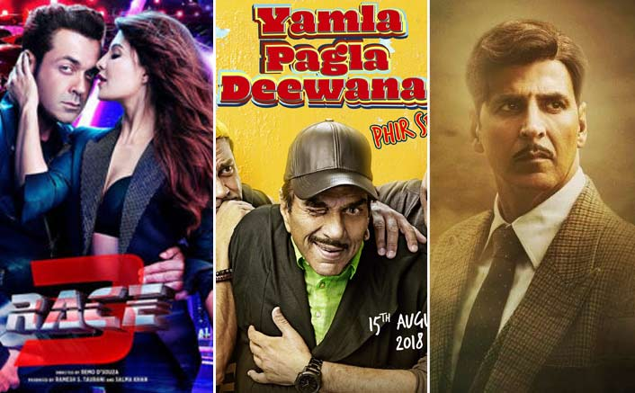 After Race 3, The Deol's To Promote Yamla Pagla Deewana Phir Se With Gold – Here's How!