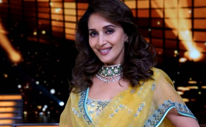 My sons take me for granted at times: Madhuri