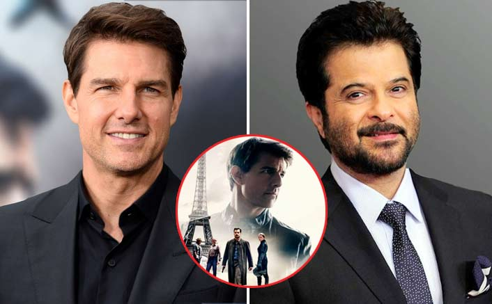 There's never been an impossible mission for Tom Cruise: Anil Kapoor