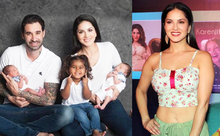 Have changed for the better with motherhood: Sunny Leone