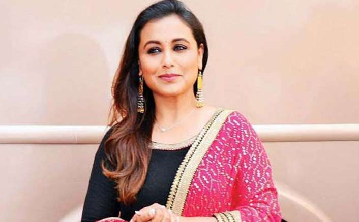 It's special to play specially-abled characters: Rani Mukerji