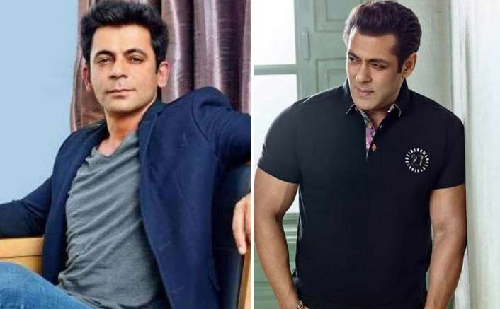 Sunil Grover is excited to work with Salman Khan