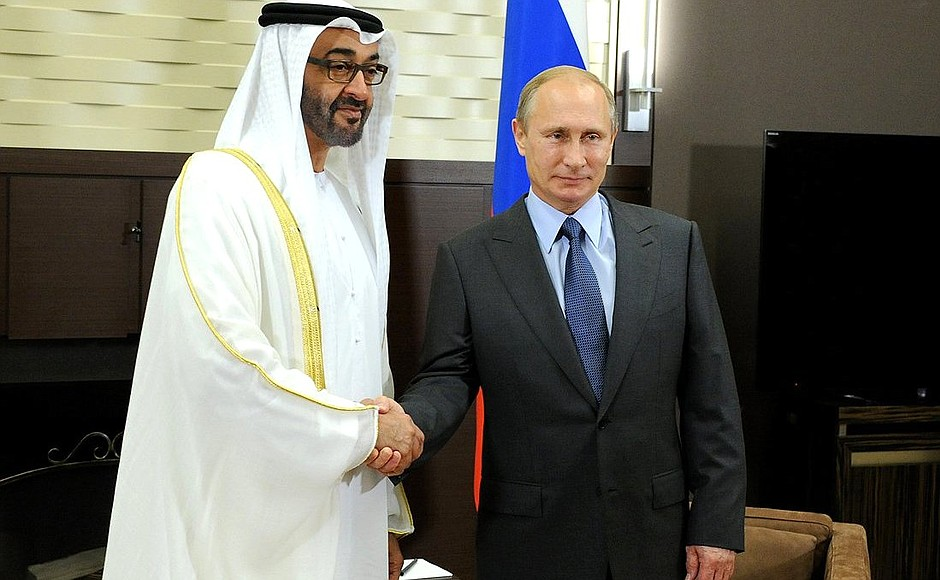 Image result for PHOTOS OF Crown Prince Mohammed bin Zayed Al-Nahyan,
