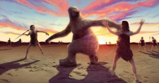 Как это было: Работа на ленивца.